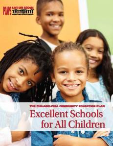 Philadelphia Community Education Plan: Excellent Schools for All Children