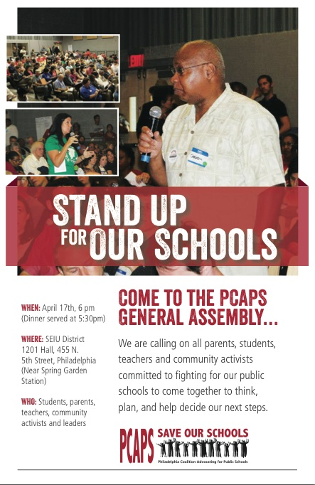 PCAPS General Assembly
