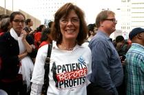 Patty Eakin, President of PASNAP